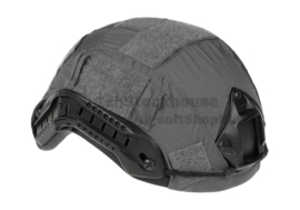 Invader Gear Fast Helmet Cover. Wolf Grey