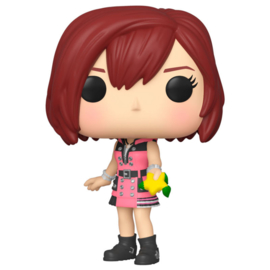 FUNKO POP figure Disney Kingdom Hearts 3 Kairi with Hood (621)
