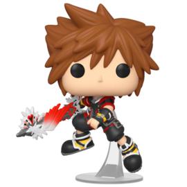 FUNKO POP figure Disney Kingdom Hearts 3 Sora with Ultima Weapon (620)