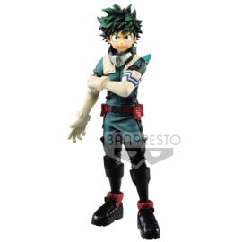 BANPRESTO My Hero Academia Izuku Midoriya figure - 18cm