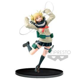 BANPRESTO My Hero Academia Colosseum Billboard Charts Himiko Toga figure - 18cm