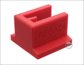 BEGADI GBB loading aid for pistols (Red)