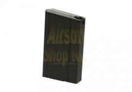 ARES SCAR-H Mid-Cap Magazine MK17 180rd (BLACK)