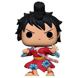 FUNKO POP figure One Piece Luffy in Kimono (921)
