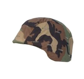 TRU-SPEC Helmet Cover, PASGT Kevlar System WOODLAND (XS-S)