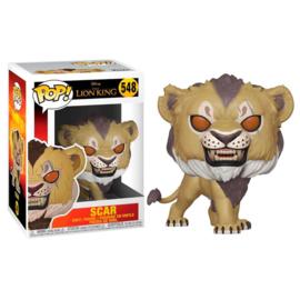 FUNKO POP figure Disney The Lion King Scar (548)