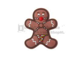 JTG Gingerbread Rubber Patch