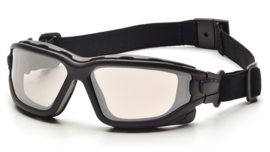 PYRAMEX I-Force Goggle Dual Anti-Fog Lens (Class 3) - INDOOR/OUTDOOR MIRROR