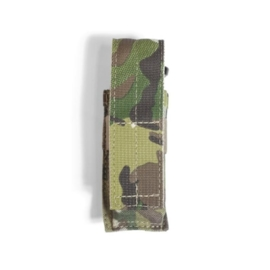 Warrior Elite Ops MOLLE Single 9mm Pistol Mag Pouch (MULTICAM)
