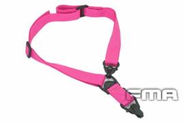 FMA MA3 Single / 2 point sling (PINK)