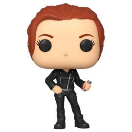 FUNKO POP figure Marvel Black Widow Street Natasha Romanoff (603)