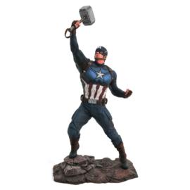 Marvel Avengers Endgame Captain America diorama statue - 23cm
