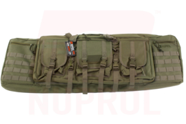 "NUPROL PMC Deluxe Soft Rifle Bag 46"" (116,5cm x 30cm) (GREEN)"
