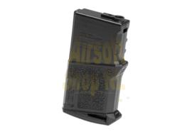 ARES AMOEBA M4/M16 Mid-Cap Magazine - Short - 120rds (BLACK)