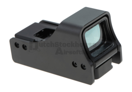 """Leapers Reflex Sight 3.9"""" Red/Green Circle Dot. Blk"""