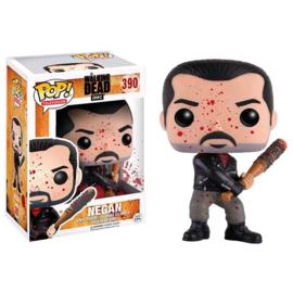 FUNKO POP figure The Walking Dead Negan Bloody - Exclusive (390)
