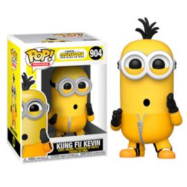 FUNKO POP figure Minions 2 Kung Fu Kevin (904)