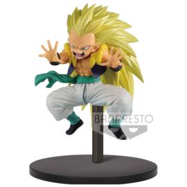 BANPRESTO Dragon Ball Super Gotenks Super Saiyan 3 figure - 10cm