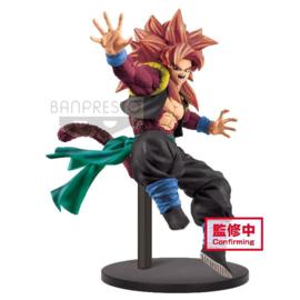 Dragon Ball Heroes 9th Anniversary Super Saiyan 4 Gogeta Zeno figure - 18cm BANPRESTO