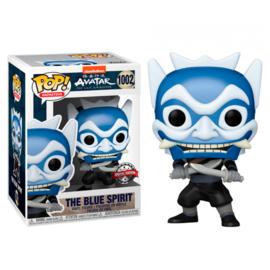 FUNKO POP figure Avatar The Last Airbender The Blue Spirit - Exclusive (1002)
