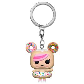 FUNKO Pocket POP keychain Tokidoki Donutella