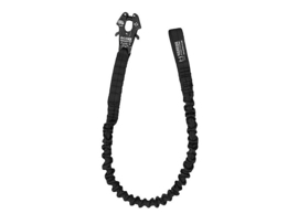 Warrior Elite Ops Personal Retention Lanyard with FROG Clip (BLACK)