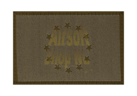 CLAW GEAR EU Flag Patch (RAL7013)