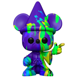 FUNKO POP figure Disney Fantasia 80th Mickey Artists Series* (15)