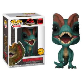 FUNKO POP figure Jurassic Park Dilophosaurus - Chase (550)
