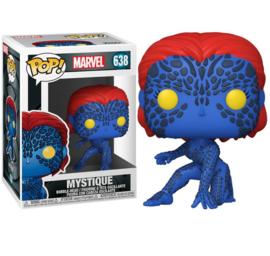 FUNKO POP figure Marvel X-Men 20th Mystique (638)