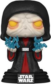 FUNKO POP figure Star Wars The Rise of Skywalker Revitalized Palpatine (433)