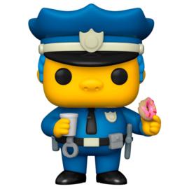 FUNKO POP figure Simpsons Chief Wiggum (899)