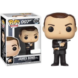 FUNKO POP figure James Bond 007 Sean Connery - Exclusive (524)