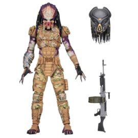 Predator 2018 Emmisary Predator articulated figure with accessories 20cm