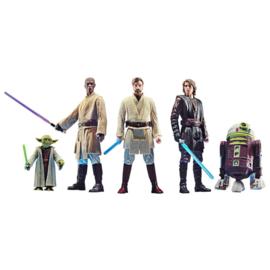 HASBRO Star Wars Celebrate the Saga Jedi Order set 5 figures