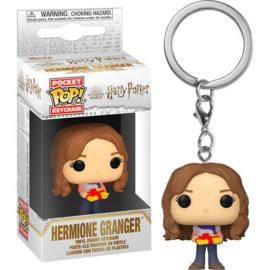 FUNKO Pocket POP keychain Harry Potter Holiday Hermione