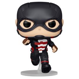 FUNKO POP figure Marvel The Falcon & Winter Soldier US Agent (815)