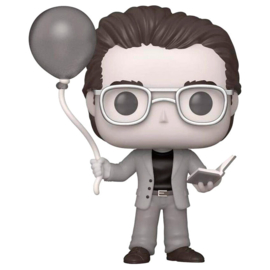 FUNKO POP figure Stephen King with Red Balloon Black and White - Exclusive (55)