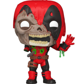 FUNKO POP figure Marvel Zombies Deadpool (661)