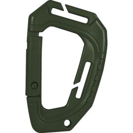VIPER Special Ops Carabiner 2pcs (GREEN)