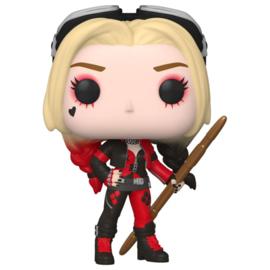 FUNKO POP figure DC The Suicide Squad Harley Quinn Bodysuit (1108)
