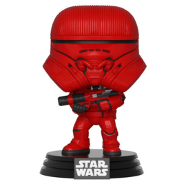 FUNKO POP figure Star Wars Rise of Skywalker Sith Jet Trooper (318)