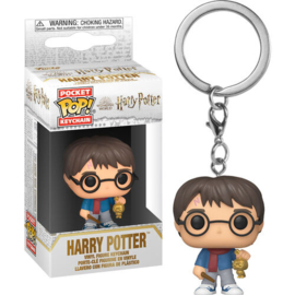 FUNKO Pocket POP keychain Harry Potter Holiday Harry