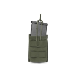 Warrior Elite Ops MOLLE Single Open G36 Mag / Bungee Retention 1 Mag (3 COLORS)