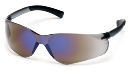 PYRAMEX Ztek Glasses - BLUE MIRROR