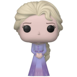 FUNKO POP figure Disney Frozen 2 Elsa Intro Exclusive (590)