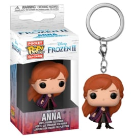 FUNKO Pocket POP keychain Disney Frozen 2 Anna