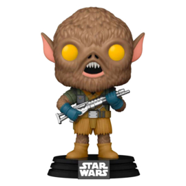 FUNKO POP figure Star Wars Chewbacca - 2020 Galactic Convention Exclusive (387)