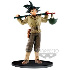 BANPRESTO Dragon Ball Z Banpresto World Colosseum son Goku figure - 18cm