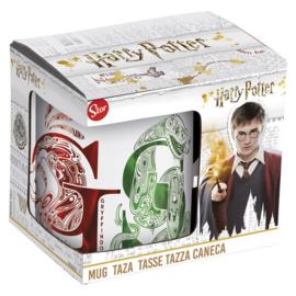 Harry Potter Houses ceramic mug in gift box